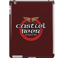 Brewhouse: Castiel Beer iPad Case/Skin