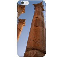 Columns of the Temple of Artemis iPhone Case/Skin