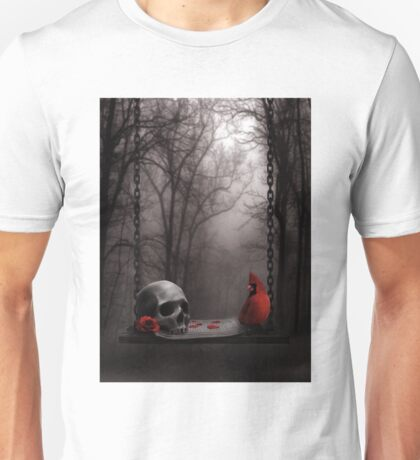 Eternal Love Poems Unisex T-Shirt
