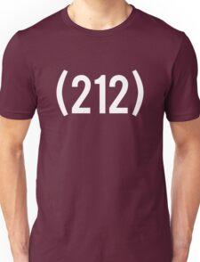 (212) White T-Shirt