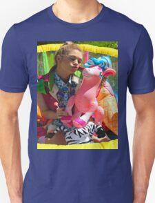 X CLAIM NATION- POOL PARTY Unisex T-Shirt