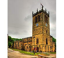 St Mary's, Barnard Castle Photographic Print