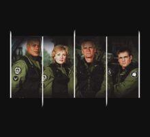 Stargate SG1 - SG1! by Shada0071