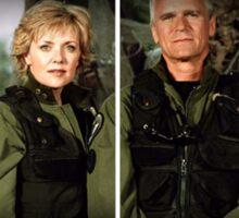 Stargate SG1 - SG1! Sticker