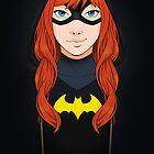 Batgirl by SoLaNgE-scf