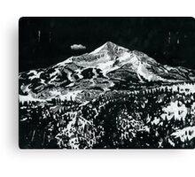 Big Sky, MT Canvas Print