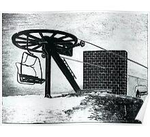 The Bull Wheel Poster