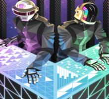 Daft DJ Sticker