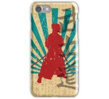 """Bushido""  iPhone Case/Skin"