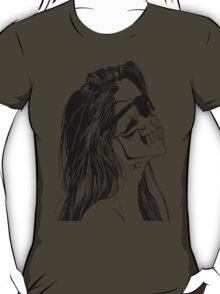 Swag Skull Girl T-Shirt