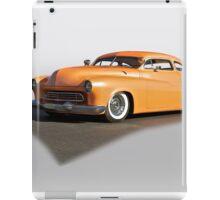 1950 Mercury 'Tangy Tangerine' Custom iPad Case/Skin