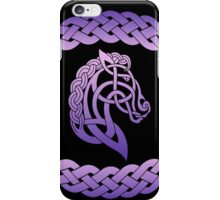 Celtic Horse_Pink_Phone Case iPhone Case/Skin