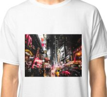 New York City Night II Classic T-Shirt