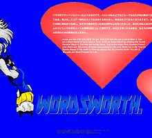 Kid Soldier-Wordsworth Valentines Day Card by TakeshiUSA