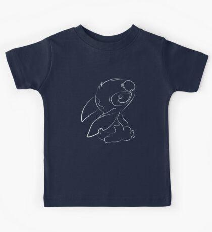 Stitch (Minimal) Kids Tee