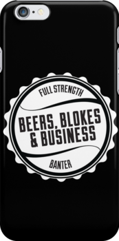 Beers, Blokes & Business Case by sportsgeek