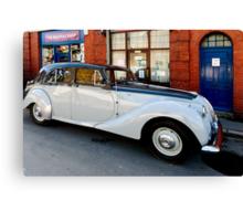 Aston Martin Lagonda 2.6 Saloon Canvas Print