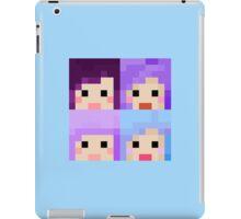 iHasCupquake Minecraft Skin Collection iPad Case/Skin