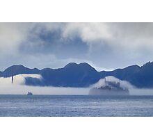 Fog on the Bay Photographic Print