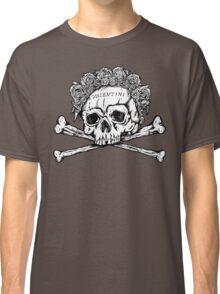 Saint Valentine Martyr Skull Classic T-Shirt