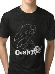 Stitch (Minimal) Tri-blend T-Shirt