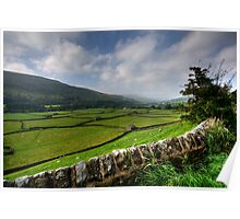 Swaledale At Its Best Poster