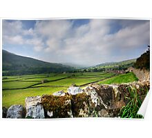 Swaledale Views Poster