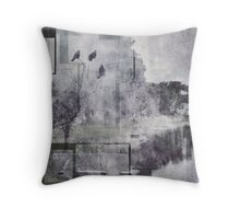 Song of distant dreams Throw Pillow