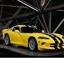 2001 Dodge Viper GTS ACR by DaveKoontz