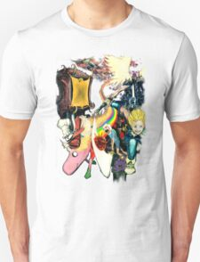 Final Fantasy Adventure Time! Unisex T-Shirt