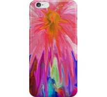 Weeping flower iPhone Case/Skin