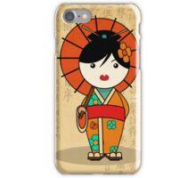 """""""Mini Geisha"""" iPhone Case/Skin"""