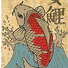 """""""Nishikigoi"""" by GENE ."""
