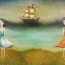 Friend-ship by Amanda  Cass
