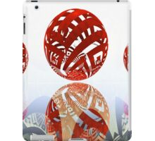Red Reverie iPad Case/Skin