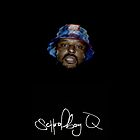 Wavy SchoolBoy Q with signature by gusbb