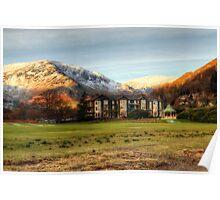 Glenridding, Lake District Poster