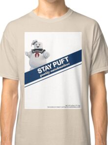 Stay Puft Marshmallow  Classic T-Shirt