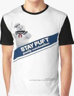 Stay Puft Marshmallow  Graphic T-Shirt