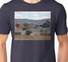 Yak-52 @ Toogoolwah Fly-In, Queensland, Australia, 2008 Unisex T-Shirt