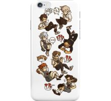 eva iPhone Case/Skin