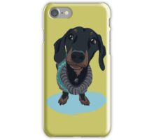 Dapper Dach iPhone Case/Skin