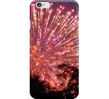 Fireworks 1 iPhone Case/Skin