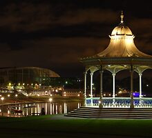 Elder Park Rotunda, Adelaide by peter694