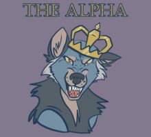 The Alpha by TerraWolfDog