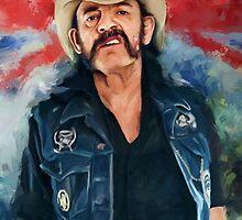 Lemmy - Motorhead by Lunaticarts