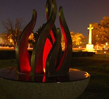 Eternal Flame of Remembrance by peter694