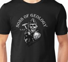 Sons Of Geology for dark shirts Unisex T-Shirt
