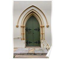 Doorway to Heaven?  St Andrews 1875.  Richmond Poster
