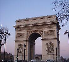 Paris - Arc by DebbieWhite88